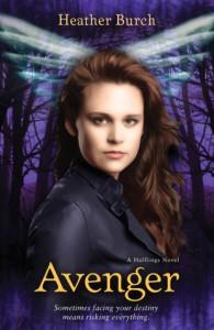 Avenger (Halflings, #3) - Heather Burch