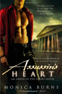 Assassin's Heart - Monica Burns
