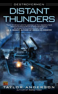 Distant Thunders: Destroyermen - Taylor Anderson