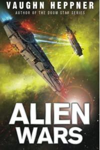 Alien Wars (A Fenris Novel) - Vaughn Heppner