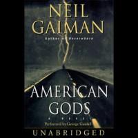 American Gods - Neil Gaiman, George Guidall