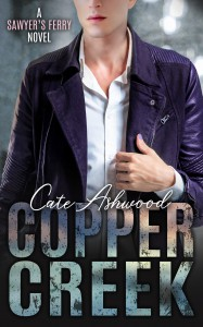Copper Creek (Sawyer's Ferry #3) - Cate Ashwood