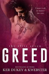 Greed - Ker Dukey, K.  Webster