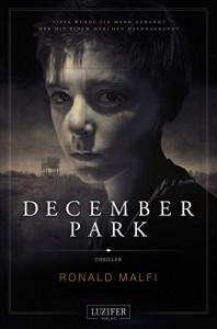 December Park - Thriller: Abenteuer, Spannung (German Edition) - Ilona Stangl, Ronald Malfi