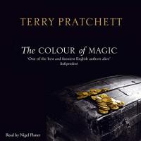 The Colour of Magic - Terry Pratchett, Nigel Planer