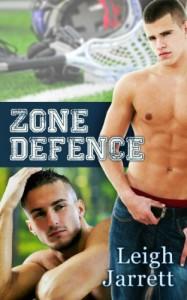 Zone Defence - Leigh Jarrett