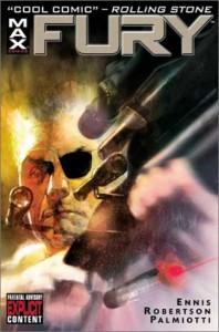 Fury MAX - Garth Ennis, Darick Robertson