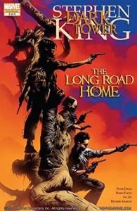 Dark Tower: The Long Road Home #2 (of 5) (Dark Tower: The Long Road Home Vol. 1) - Peter David, Stephen King;Jae Lee;Richard Isanove, Jae Lee, Robin Furth