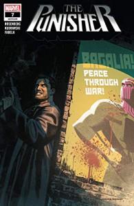 The Punisher (2018-) #7 - Matt Rosenberg, Szymon Kudranski, Greg Smallwood