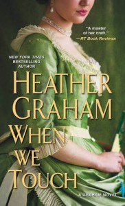 When We Touch (A Graham Novel) - Heather Graham