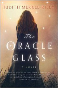 The Oracle Glass - Judith Merkle Riley