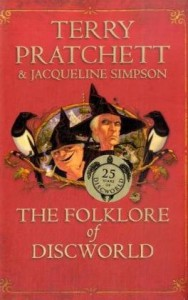 The Folklore of Discworld - Terry Pratchett, Jacqueline Simpson