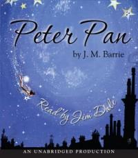 Peter Pan - J.M. Barrie, Jim  Dale