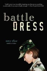 Battle Dress - Amy Efaw
