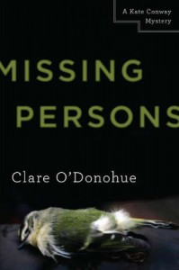 Missing Persons - Clare O'Donohue