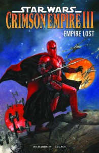 Star Wars: Crimson Empire III: Empire Lost - Mike Richardson, Paul Gulacy