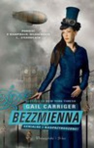 Bezzmienna  - Gail Carriger, Magdalena Moltzan-Małkowska