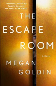 The Escape Room - Megan Goldin