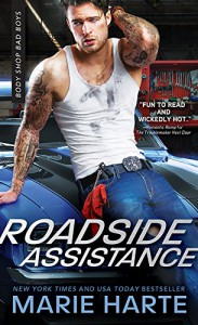 Roadside Assistance (Body Shop Bad Boys Book 2) - Marie Harte