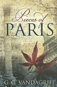Pieces of Paris - G.G. Vandagriff