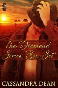 The Diamond Series Box Set - Cassandra Dean