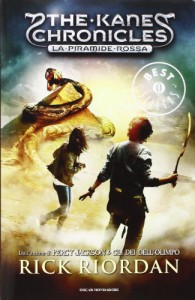 La piramide rossa. The Kane Chronicles vol. 1 - Rick Riordan