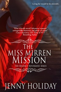 The Miss Mirren Mission (Entangled Select Historical) (Regency Reformers) - Jenny Holiday