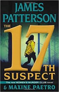 The 17th Suspect - Maxine Paetro, James Patterson