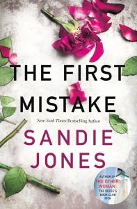 The First Mistake - Sandie Jones