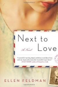 Next to Love: A Novel - Ellen Feldman