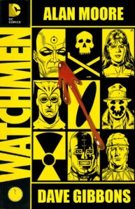 Watchmen: The Deluxe Edition - Alan Moore, Dave Gibbons