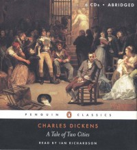 A Tale of Two Cities - Charles Dickens, Ian Richardson