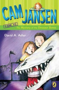 Cam Jansen:  The Mystery of the Dinosaur Bones (Cam Jansen) - David A. Adler