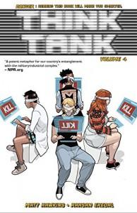 Think Tank Volume 4 - Matt Hawkins