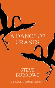 A Dance of Cranes - Steve Burrows