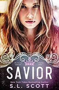 Savior (The Kingwood Duet Book 2) - S.L. Scott