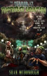 The Terror At Turtleshell Mountain - Sean McDonough