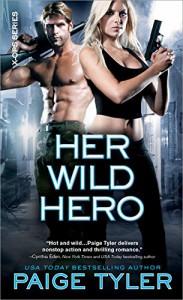 Her Wild Hero (X-Ops) - Paige Tyler