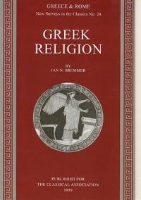 Greek Religion - Jan N. Bremmer