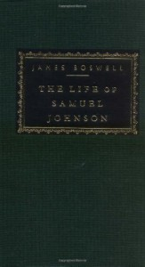 The Life of Samuel Johnson - James Boswell