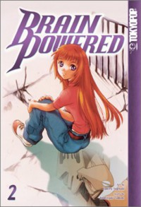 Brain Powered, Book 2 - Yukiru Sugisaki;Yoshiyuki Tomino