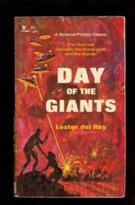 Day of the Giants - Lester Del Rey