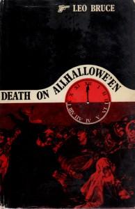 Death on Allhallowe'en - Leo Bruce