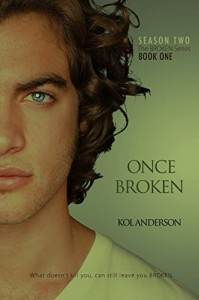 Once Broken - Kol Anderson
