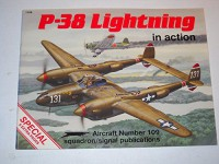 P-38 Lightning in Action - Larry Davis