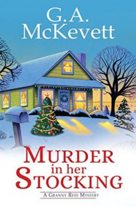 Murder in Her Stocking - G.A. McKevett