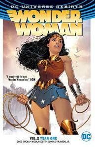 Wonder Woman Vol. 2: Year One (Rebirth) - Greg Rucka