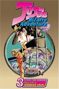 JoJo's Bizarre Adventure, Vol. 3 - Hirohiko Araki, 荒木 飛呂彦