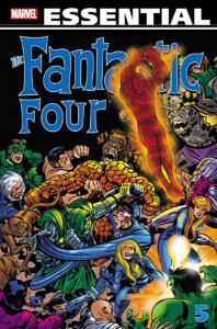 Essential Fantastic Four, Vol. 5 - Stan Lee, Jack Kirby, John Buscema