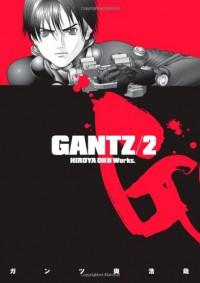 Gantz Volume 02 - Hiroya Oku